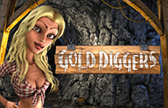 Gold Diggers - лучшие игры от Betsoft