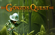 Gonzo's Quest - автоматы от производитель NetEnt