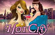 Hot City - автоматы NetEnt в казино Вулкан