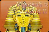 Pharaohs Gold 2 - азартные игры Novomatic
