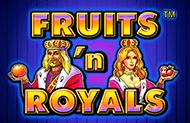 Fruits And Royals - популярные автоматы в казино Вулкан