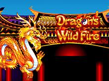 В игровом казино Vulkan Бушующее Пламя Дракона