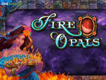 Игровой автомат 777 Огненные Опалы