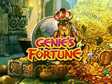 Ставки и реальные выигрыши онлайн в автомате Фортуна Джина